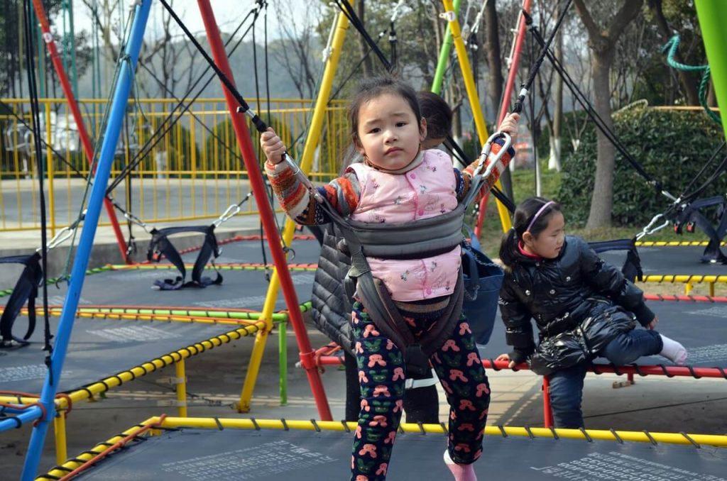 Kinderfeestje trampolinepark